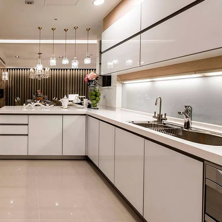 Many people are incorporating white appliances into their kitchen designs, except in 2021 there are more options than in the 80s. 2021 New Product Ideas Pvc Board Kitchen Cabinet Design Kitchen Furniture For Small Modern Kitchen Cabinets Sale Buy Modern Luxury Marble Kitchen Design Modern Solid Wood Kitchen Outdoor Kitchen Cabinet Bbq Product On
