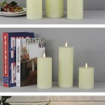 Home Decoration Flickering Realistic Wick Pillar Personalized Flameless Led Electric Candle Battery Operated Candles Buy Battery Operated Candles Led Pillar Candle Led Flamless Candles Product On Alibaba Com