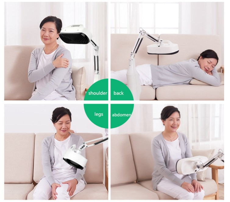 medical equipment infrared heating lamp 500w for rheumatism