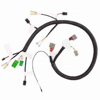 Car Iso Wire Harness Automotive Wire Harness Auto Wire