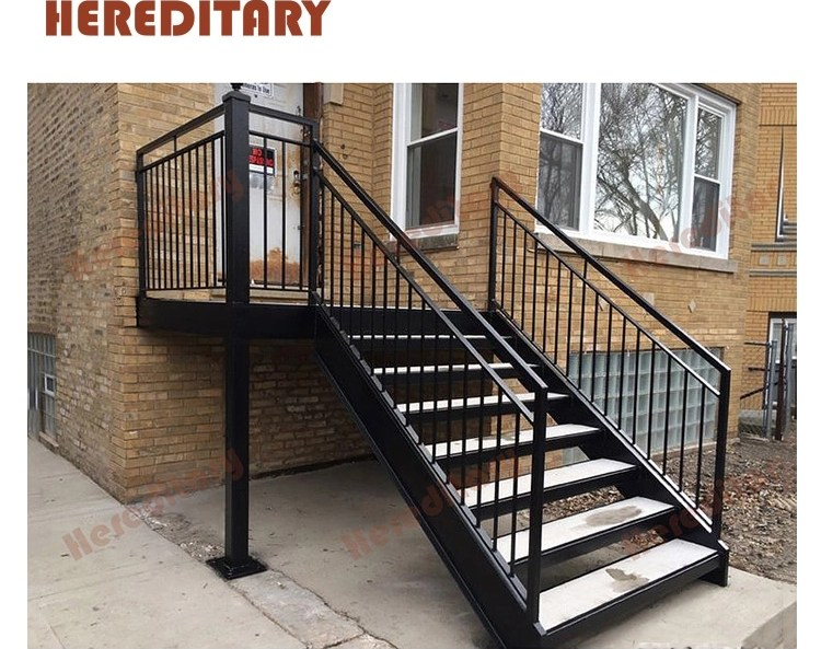 Prefabricated Stairs Outdoor Metal Steps Lowes Ss Handrails   Lowes 2 Step Stringer   Risers   Severe Weather   Quickstep   Framing Square   Staircase