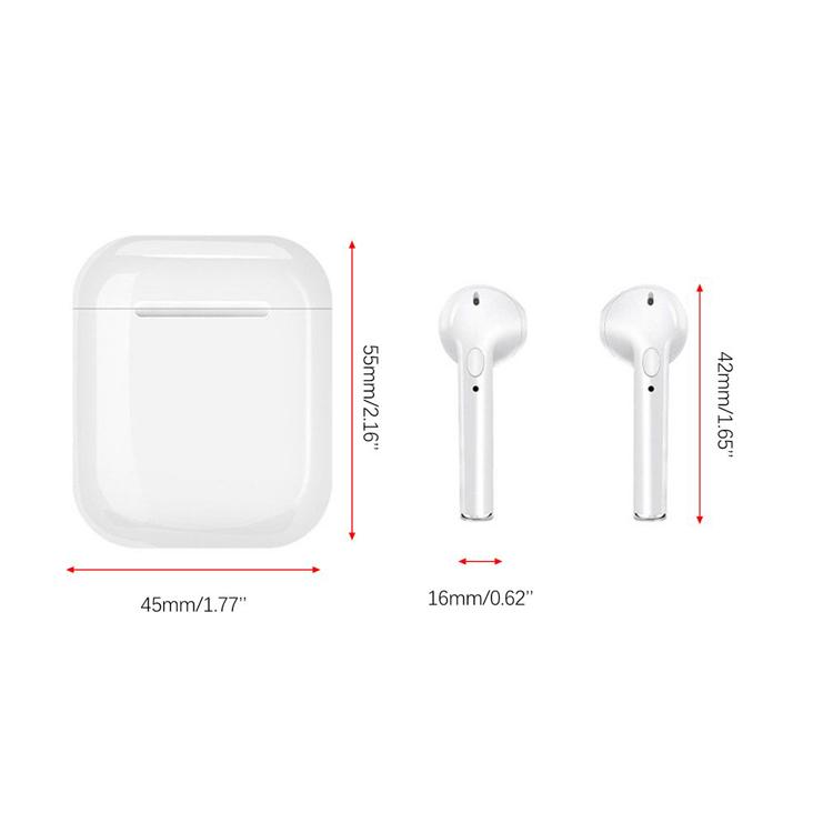 New Arrival Tws Bt 5.0 I9s Wireless Earbuds Mini Ipx Cool