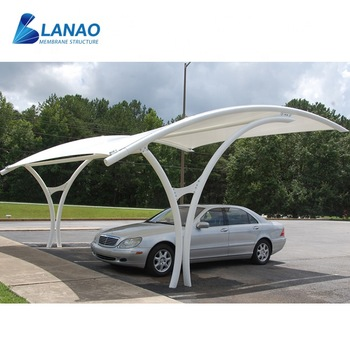 Outdoor Metal Garage Canopy Design Modern Carport Tents Attached