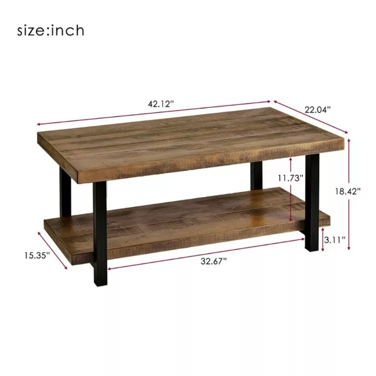 rustic metal frame living room tv stand modern coffee table buy coffee table living room tv stand coffee table modern coffee table product on