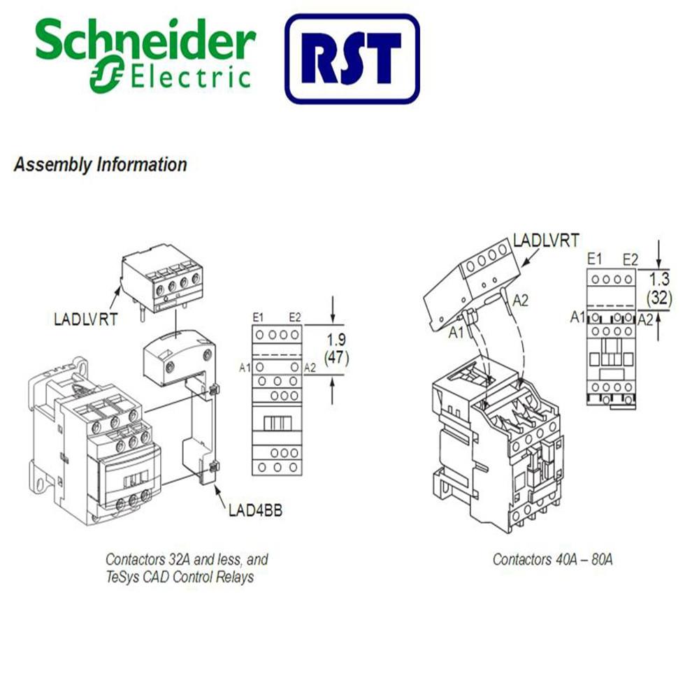 Schneider Lc1d09bd Tesys D Contactor / Schneider Contactor