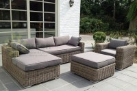 Rattan Sofa Sets Rattan Garden Sofa Sets And Wicker