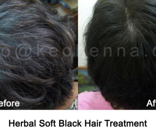 Natural Black Henna Powder Non Allergic Hair Dye