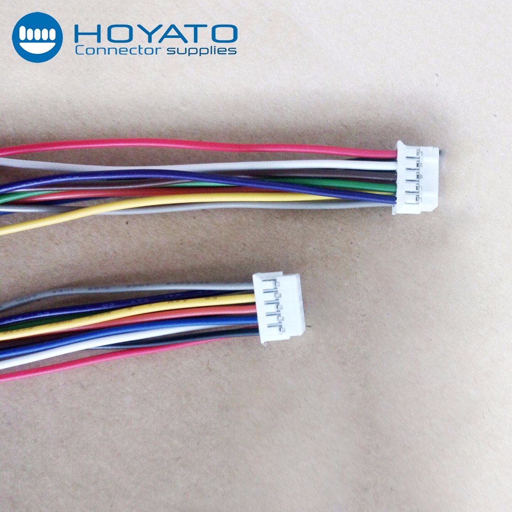 medium resolution of wire to board smd cable connector 2mm 10 pin phd female housing wire harness cable connector