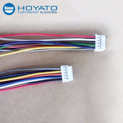 small resolution of wire to board smd cable connector 2mm 10 pin phd female housing wire harness cable connector