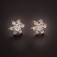 Real Diamond Earrings For Girls
