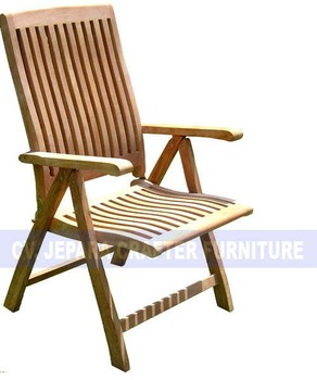 teak steamer chair wedding covers for sale gumtree outdoor furniture garden pool beach wave reclining chairs dorset