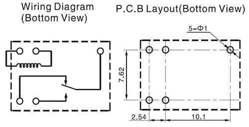 Impulse Relay Wiring Diagram