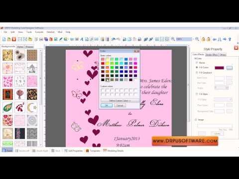 Get Ations Wedding Card Designing Software Marriage Cards Designer Tool Design