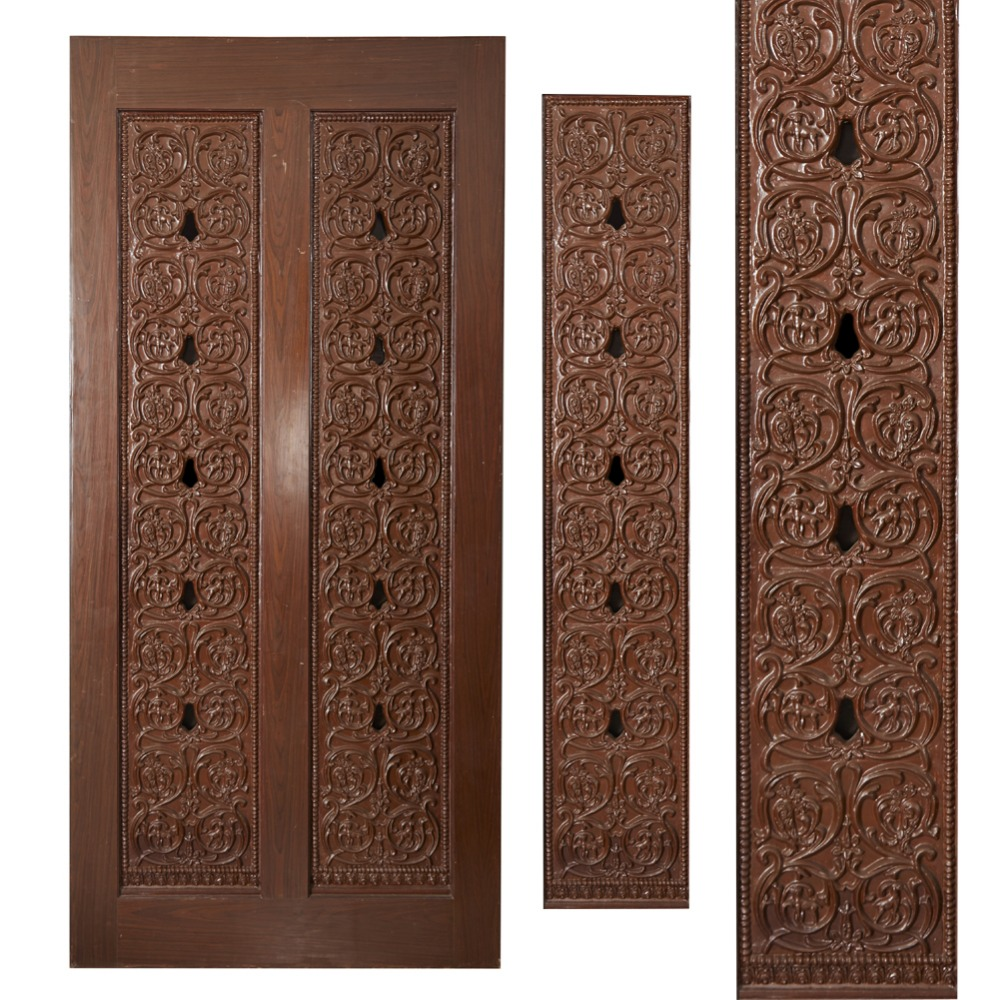 Indian Wooden Doors Design