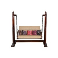 List Manufacturers of Wood Swing Indoor Jhula, Buy Wood ...