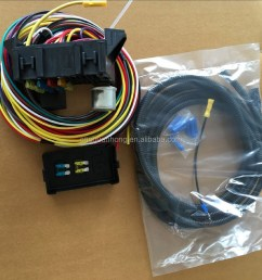 12v 8 fuse circuit auto wire harness kits for muscle car hot rod street rod [ 900 x 900 Pixel ]