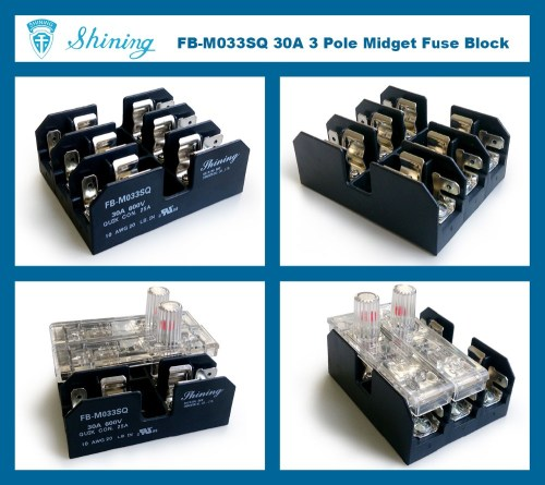small resolution of fb m033sq ul approved equal to bussmann 3 pole 30a ceramic fuse box