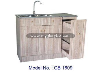 cheap kitchen sink eurostyle cabinets wooden cabinet modern with malaysia