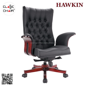 office chair malaysia tall desk swivel wooden luxury executive buy
