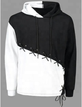 Hoodie - 50% cotton and 50% polyester fleece 280-320 gsm fashion hoodie