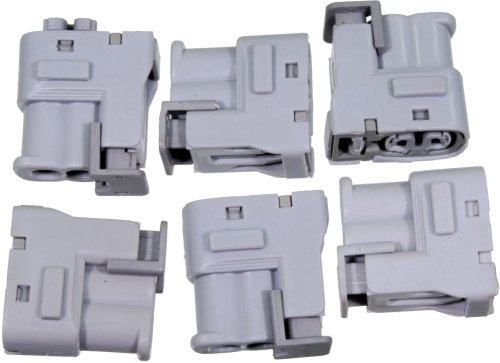 small resolution of get quotations apdty 112607 ignition coil wire wiring harness plastic connector set of 6 fits 4 or