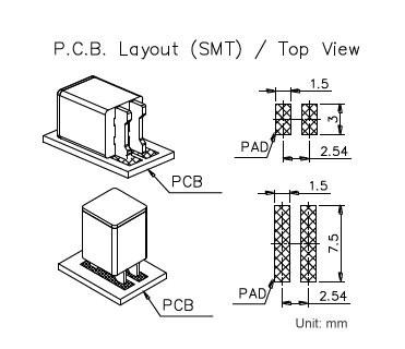 Rbs070500t Tilt Detecting Rotation Sensor Switch For