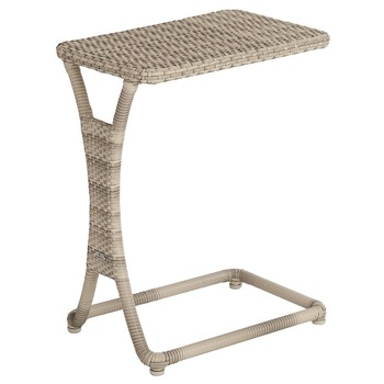 rattan side tables living room candice olson colors banyumas traditional wicker table home luxury hotel furniture 5 star set