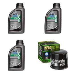 get quotations premium synthetic engine oil 10w 50 synth change kit for side x side yamaha yxc700 [ 2350 x 2350 Pixel ]