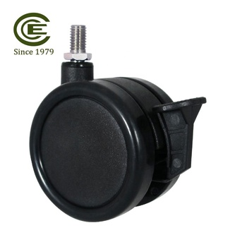 chair casters threaded stem target club cce caster m10x1 5 buy furniture swivel 3 inch