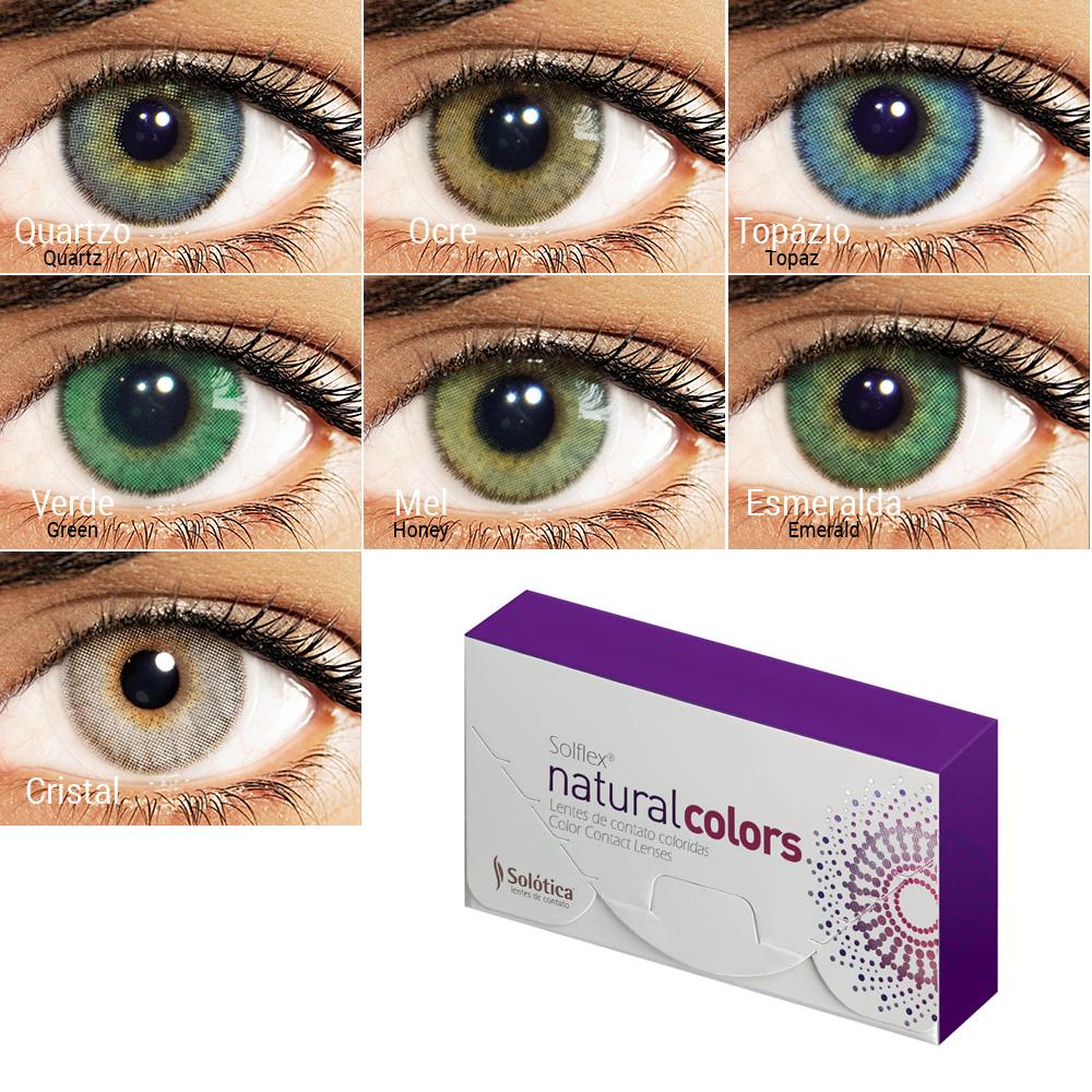 edcb14da4f07 All About Solotica Solflex Natural Colors Colored Contact Lenses