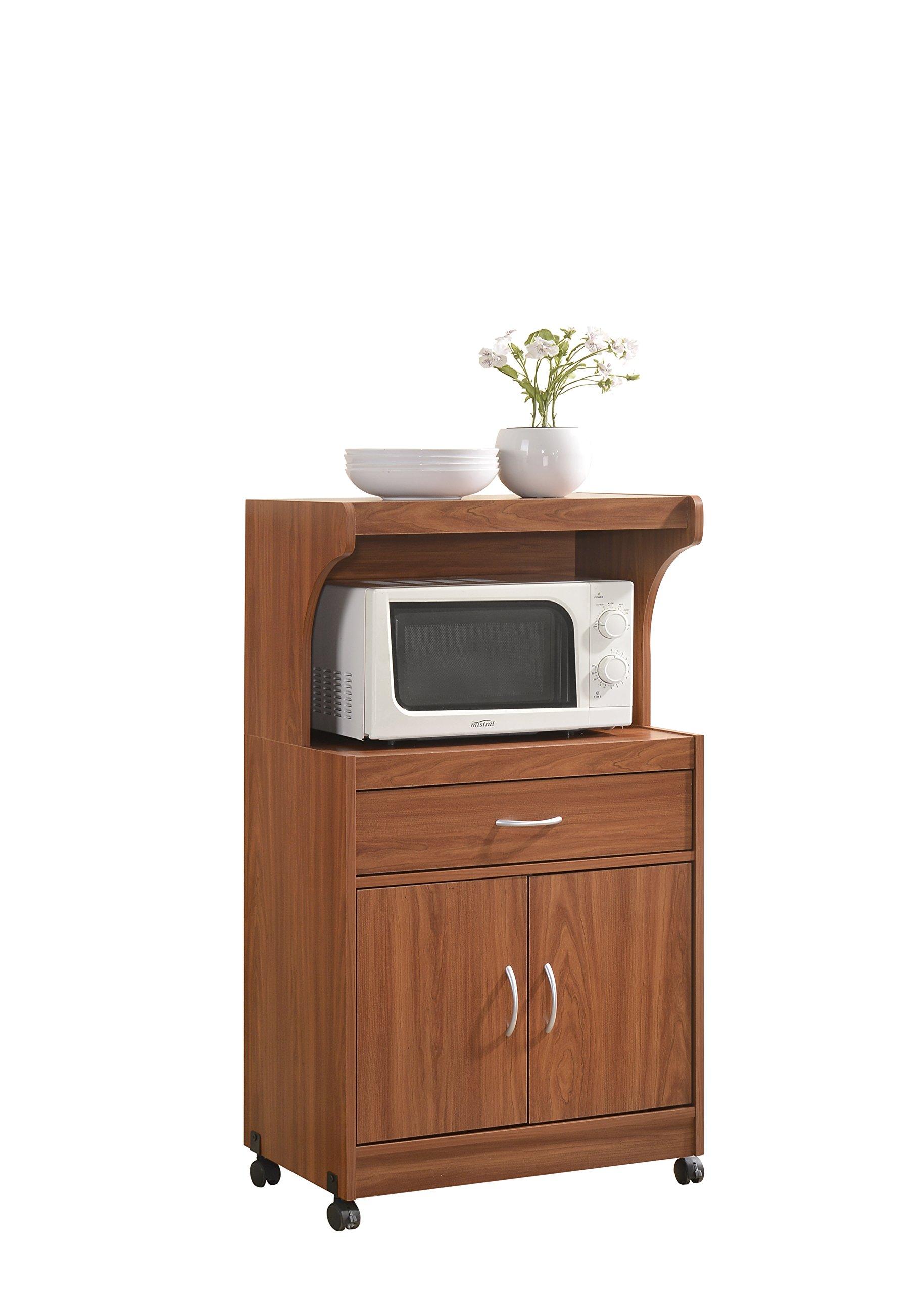cherry kitchen cart sm appliances cheap find deals on line at get quotations hodedah microwave