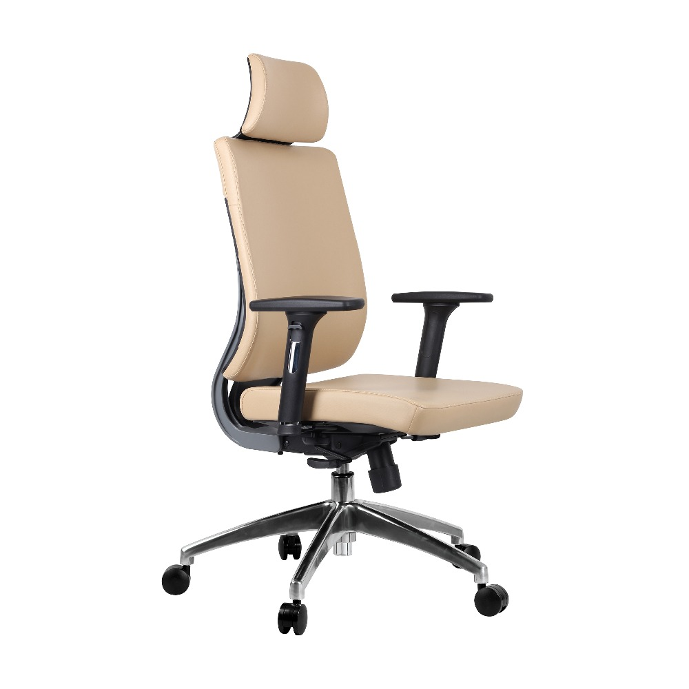 back support for office chair malaysia tell city ladder chairs vertic pad luxury fine leather manager buy mesh premium chrome quality lumbar aluminium base