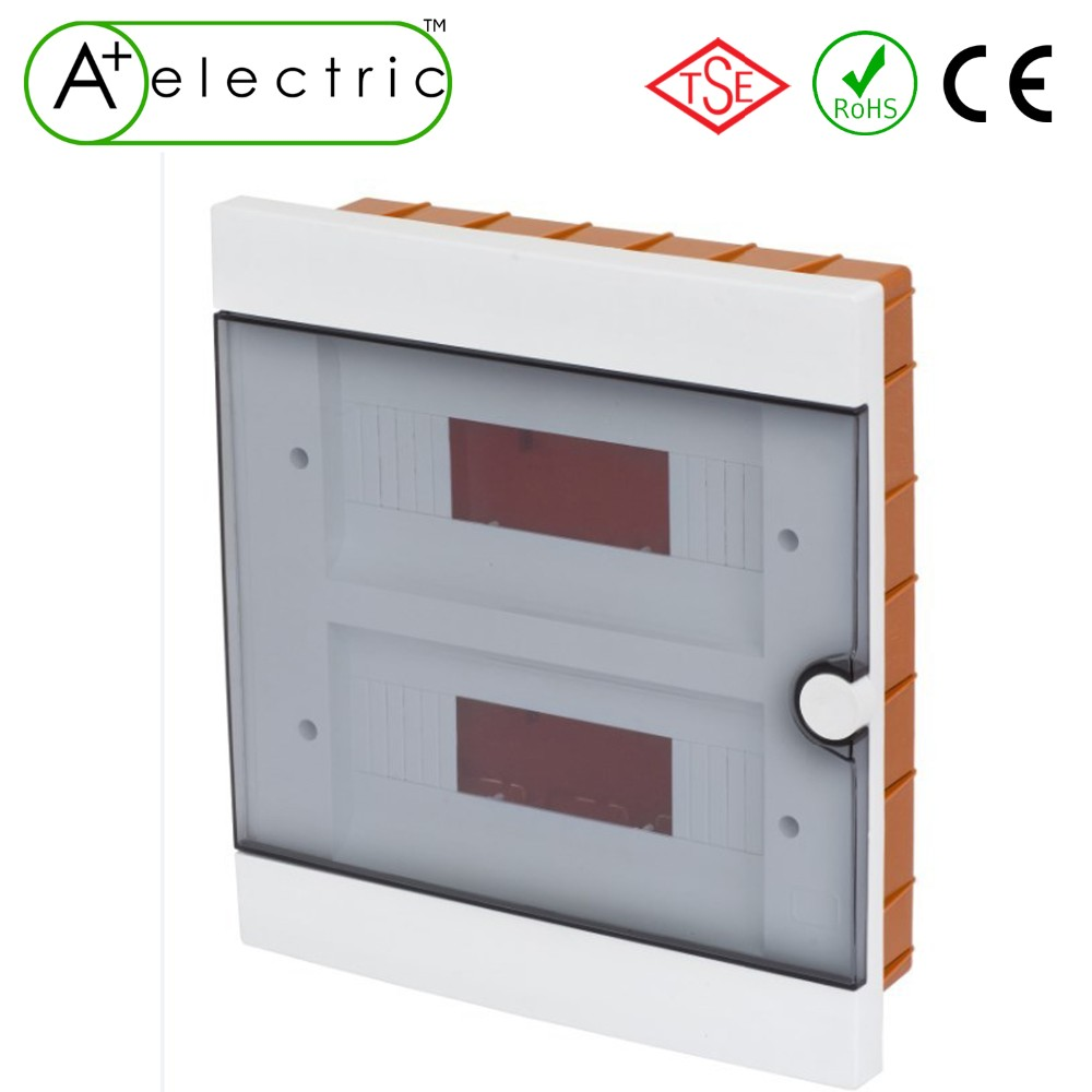 medium resolution of 24 way flush mounted surface mounted gang fuse box electrical distribution boxes fused junction boxes