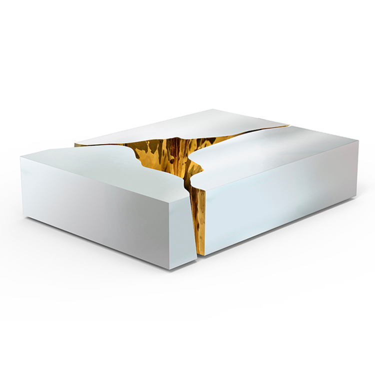 luxury design white stainless steel center coffee table buy coffee table white coffee table luxury coffee table product on alibaba com