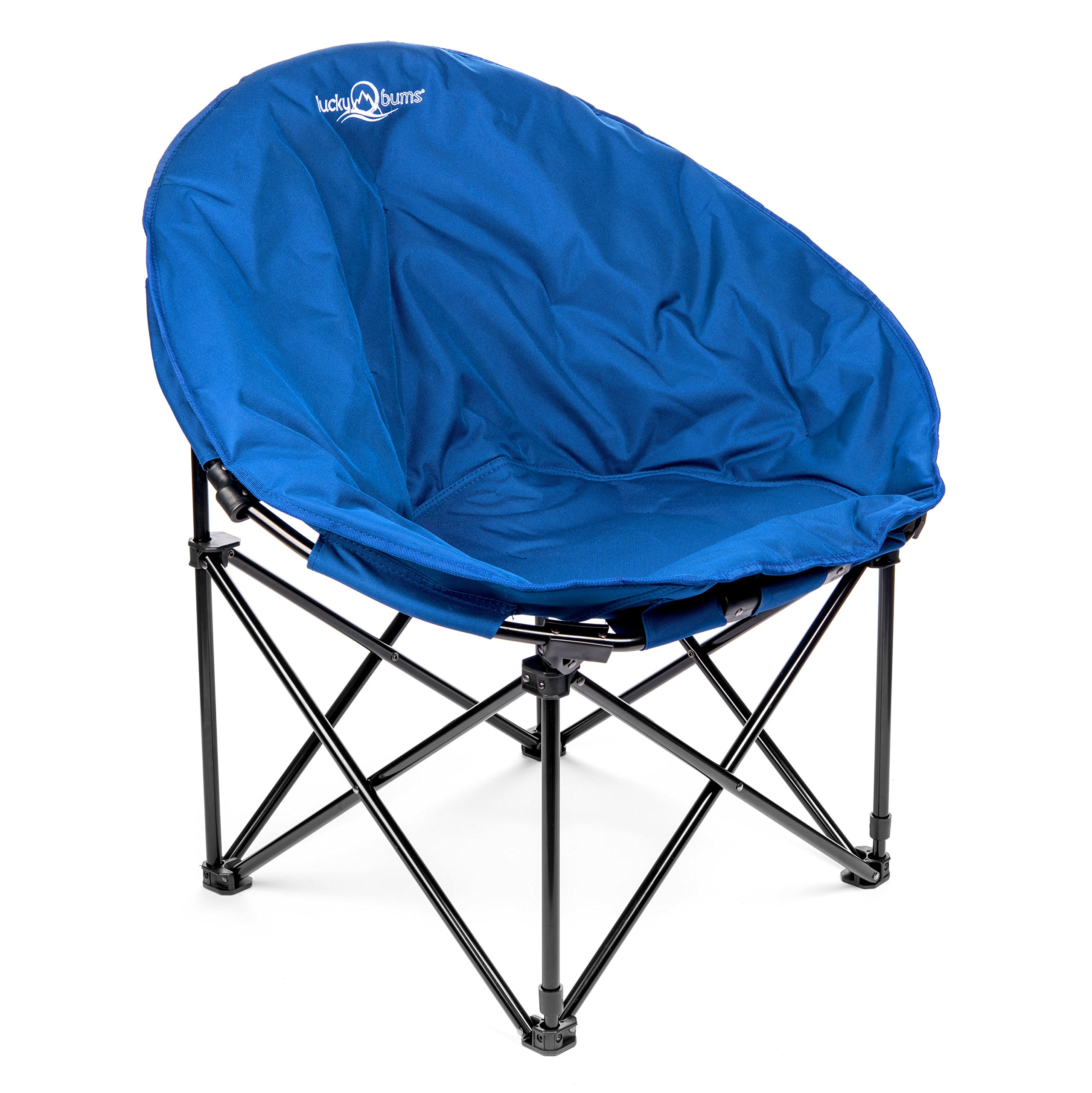 lucky bums camp chair restoration hardware chairs dining buy quick in cheap price on alibaba com moon comfort lightweight durable with carrying case
