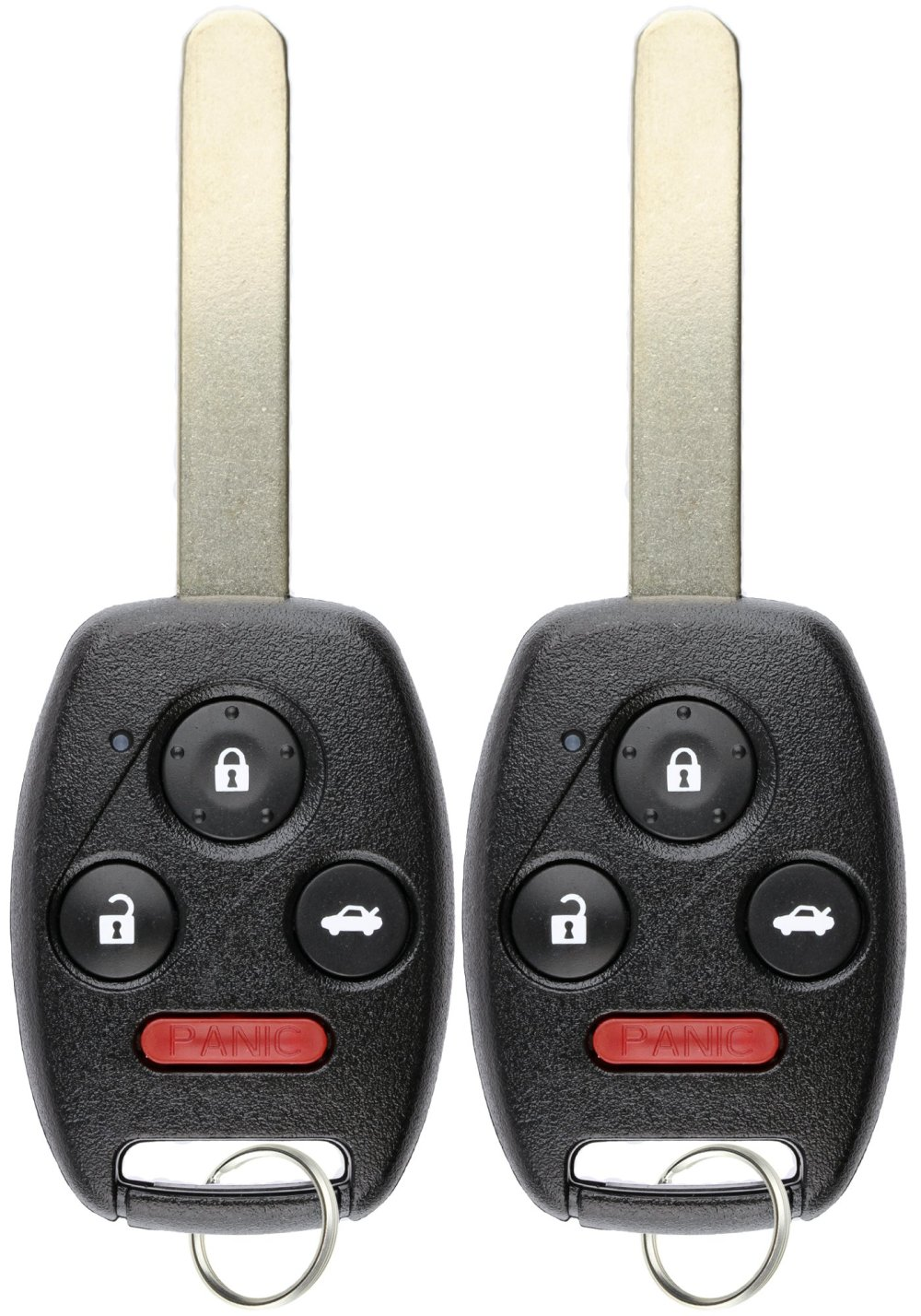 medium resolution of keylessoption keyless entry remote control uncut car ignition key fob replacement for oucg8d 380h a pack of 2