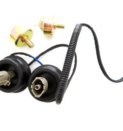 get quotations knock sensor with harness pair kit set for chevy gmc silverado sierra cadillac [ 2560 x 1920 Pixel ]