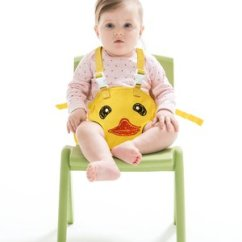 Seat High Chair Sleeper Sofa Twin Portable Baby Belt Infant Sacking Travelling