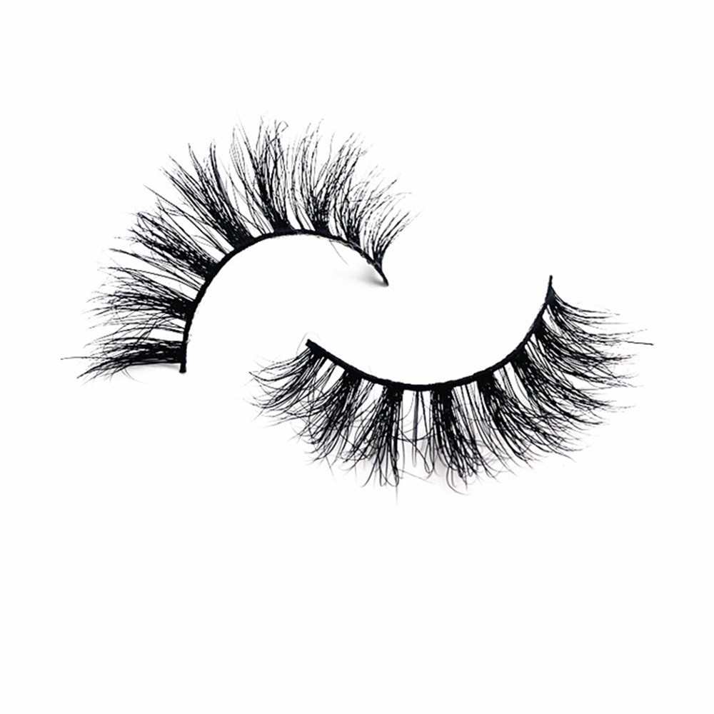 Good Quality 3d Mink Fur Lashes 3d 100%siberian Mink Strip
