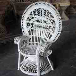 Wicker Chair For Sale Adjustable Armrest Office Laluna Peacock Buy