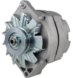 get quotations new delco type single 1 one wire self energizing se alternator fits 12 volt 63 amp [ 915 x 1024 Pixel ]