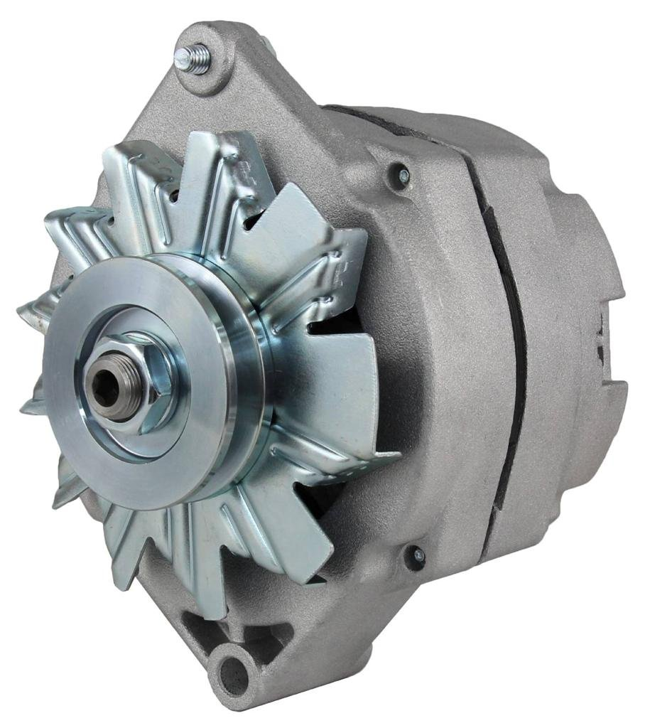 hight resolution of get quotations new delco type single 1 one wire self energizing se alternator fits 12 volt 63 amp
