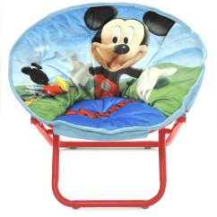 Saucer Chair Replacement Cover Ak Gaming Cheap Find Deals On Line At Get Quotations Disney Mickey Mouse Toddler