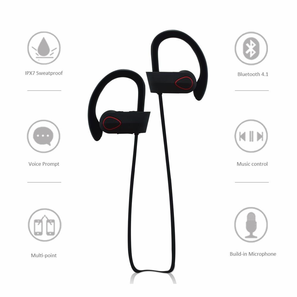 2017 Long Distance Wireless Bluetooth Headset,Wireless