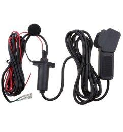 get quotations jili online universal 12v atv utv rocker switch winch remote control kit for atv suv [ 1024 x 1024 Pixel ]