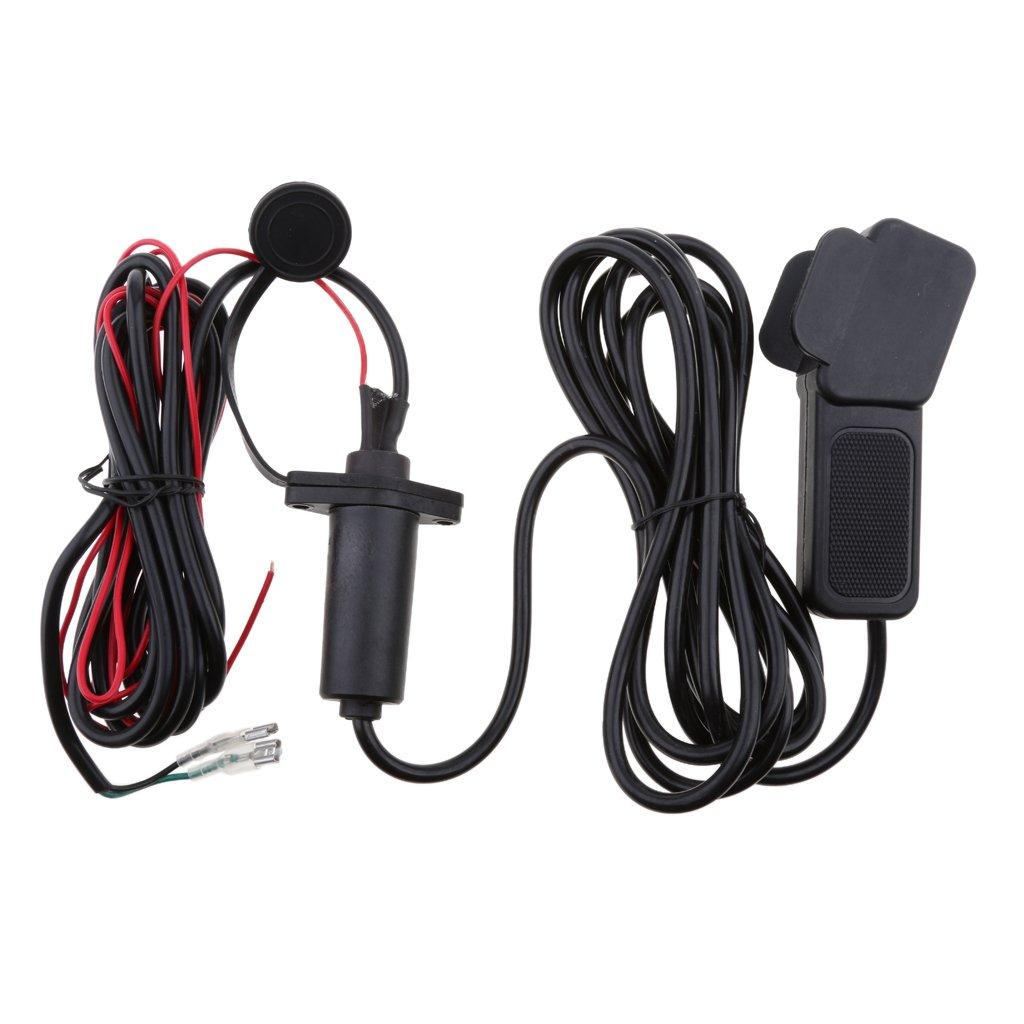 hight resolution of get quotations jili online universal 12v atv utv rocker switch winch remote control kit for atv suv