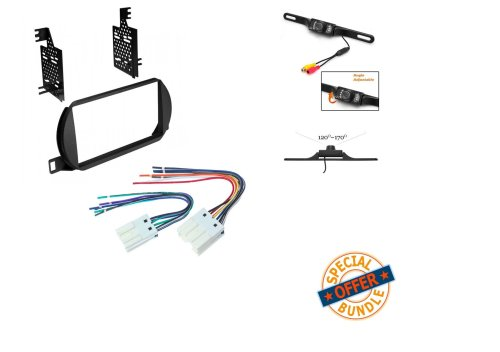 small resolution of get quotations nissan altima 2002 2003 2004 car stereo radio cd player receiver install mounting kit wire harness