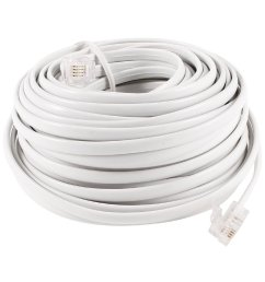 get quotations home mart 100936rj11 6p4c reverse landline telephone cable 38 feet for voice [ 1100 x 1100 Pixel ]