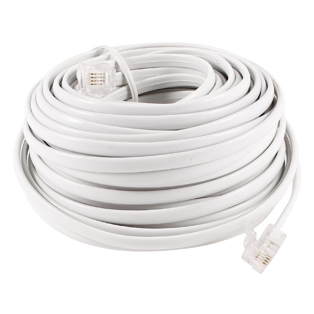 hight resolution of get quotations home mart 100936rj11 6p4c reverse landline telephone cable 38 feet for voice