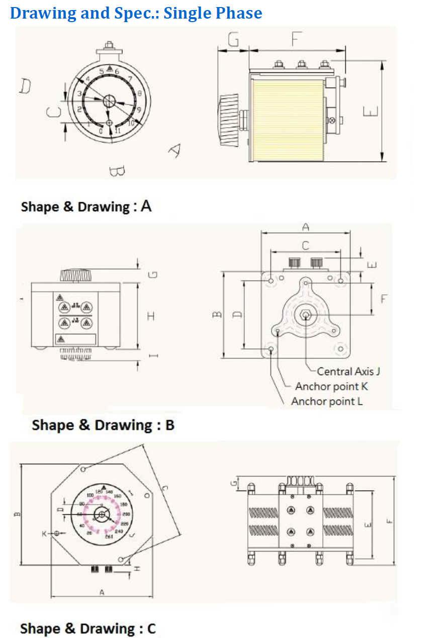 medium resolution of 40 a 4000 va 4 kva voltage control variable transformer variac